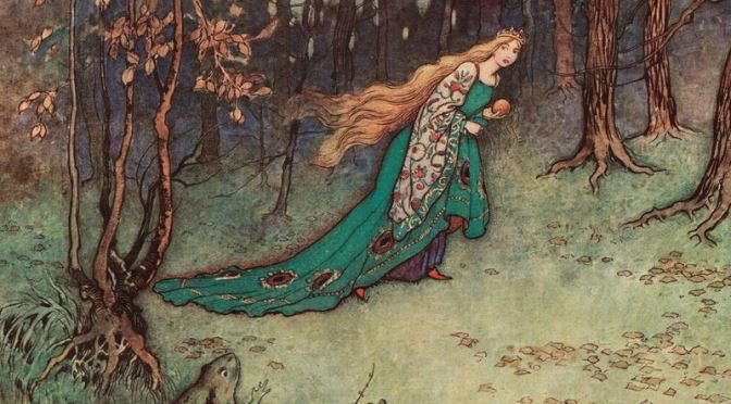 Bajke, mitovi i psihologija